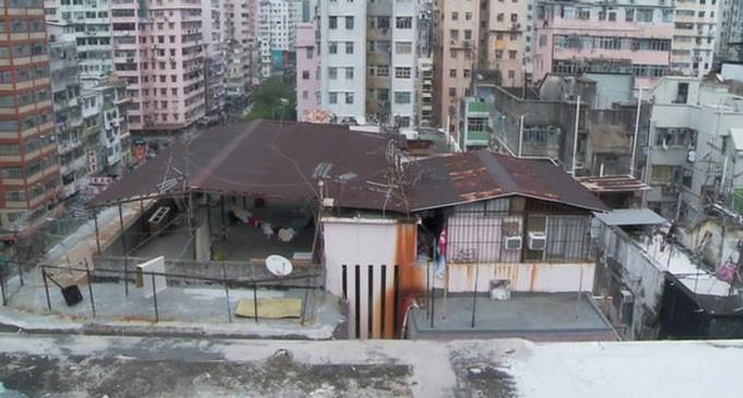 Hong Kong's Hidden Rooftop Slums