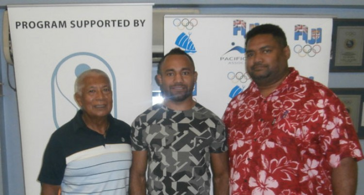 Naulu's Journey To Rio Starts