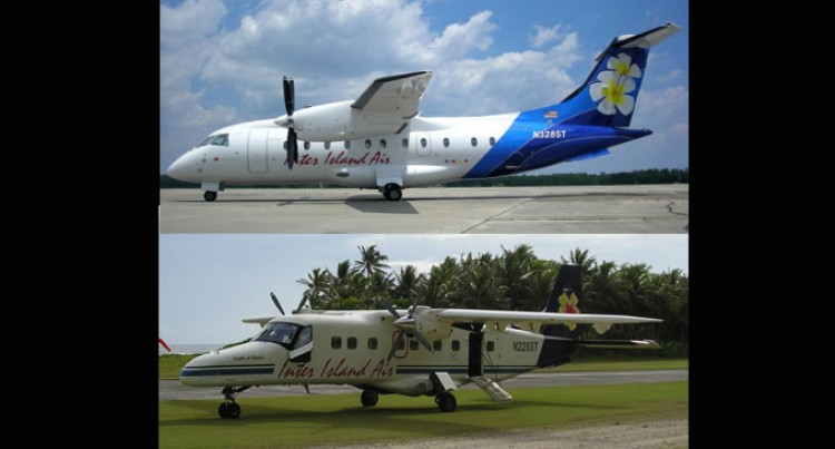 Inter Island Airways Licence Expires