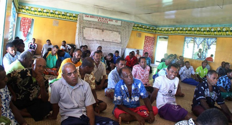 Tuitubou Challenges Kadavu Youths