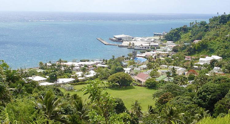 Levuka Wharf Due For Upgrade