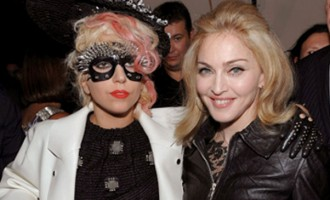 Madonna Puts Lady Gaga Feud Rumours To Rest