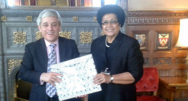 Luveni-Bercow Meet On Roles