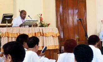 Church Focus  On Family