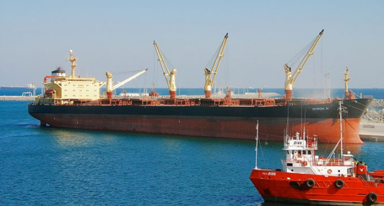 Fatal Bulk Jupiter Bauxite Wreck Shocks And Marine Insurers
