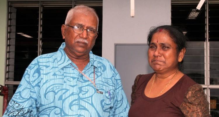 Mother Recalls Fire Horror
