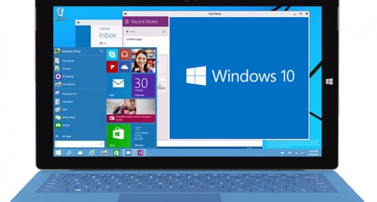 Microsoft Rolls Out New Windows 10 Preview With Cortana And Continuum