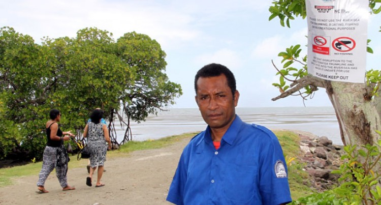 Police  Monitor Coastal  Movement