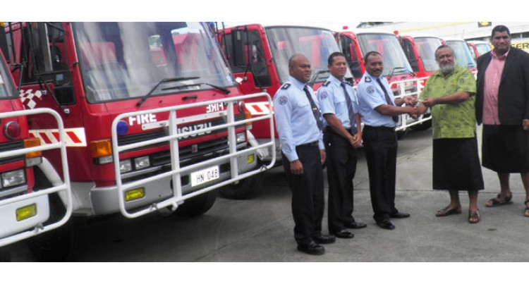Authority Doubles Anti-Fire  Campaign