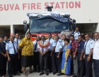 New Trucks, Equipment For National Fire Authority
