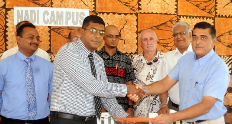 Nadi College Signs MOA