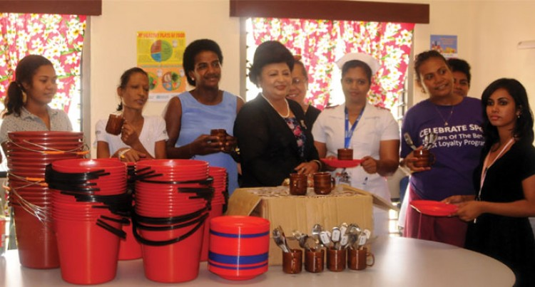Utensils For Nadi Hospital