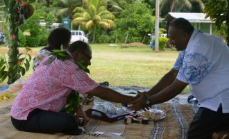 Naiqamu Talks North Forest Issues