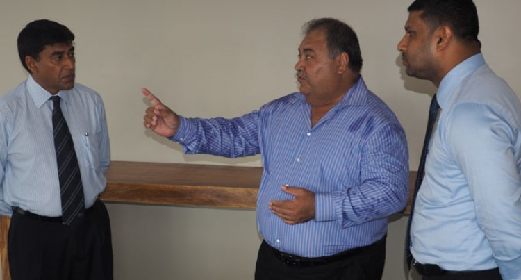 Nauru President Familiarises With Our Port Operations