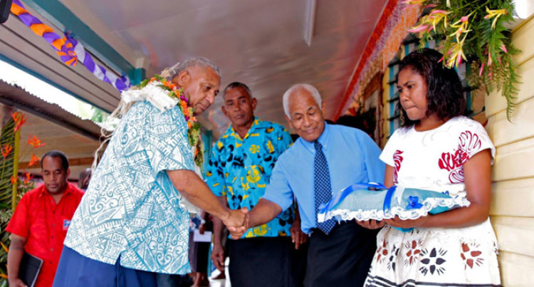 Bainimarama To Push On With North Projects