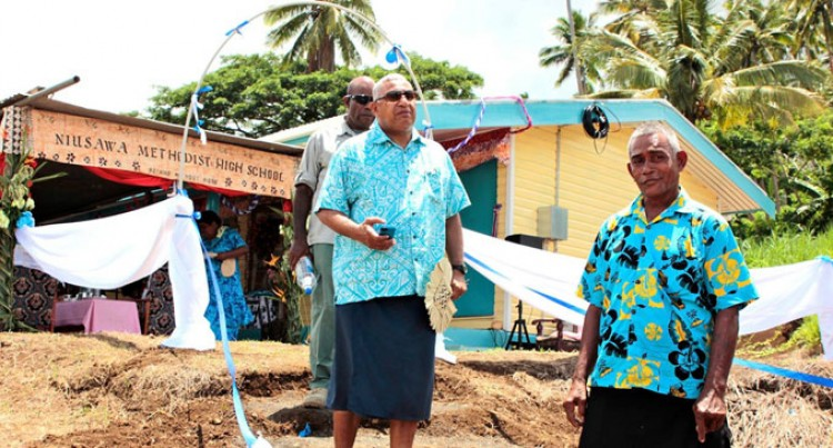 Taveuni School Gets $20,000