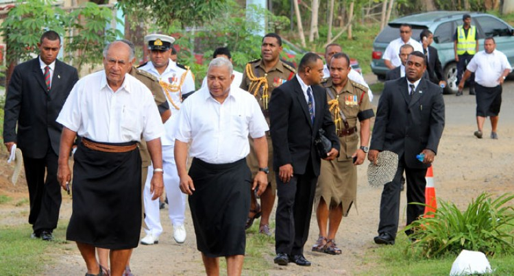 Rt Epeli Leads Govt ireguregu