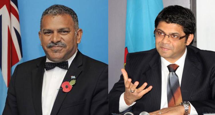 Fiji Among 45 Nations At Partnership Summit