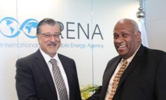 PIDF In Global Renewable Energy Body