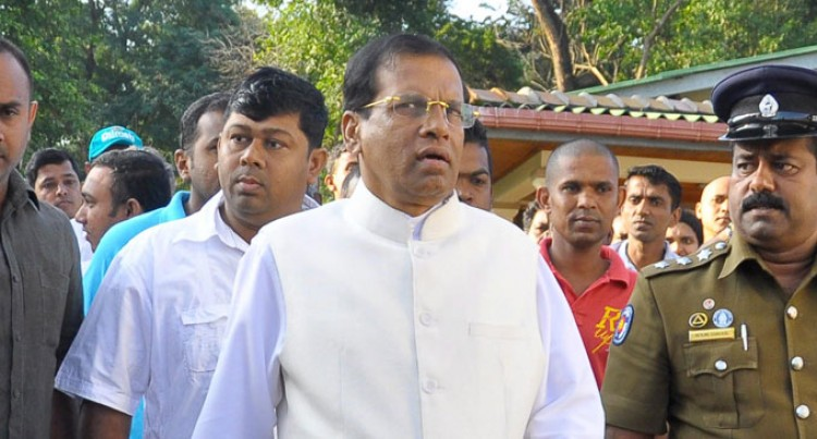 PM Congratulates New Sri Lanka President