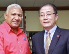 Last Call For Chinese Envoy