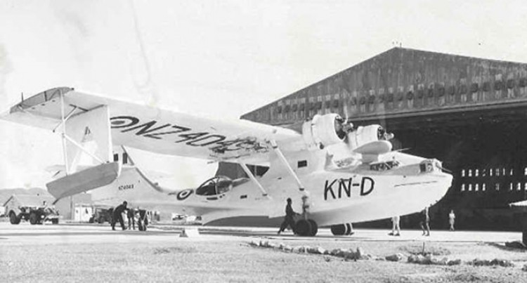Big Story: Flying Boat Sight To Behold In Its Heyday