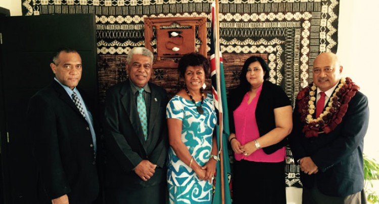 Ratu Inoke Opens New Fiji Office In PNG