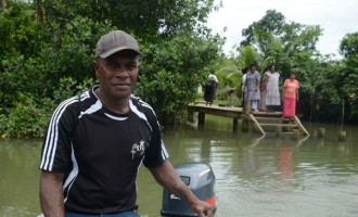 Villagers Seek Help After Fishing Ban