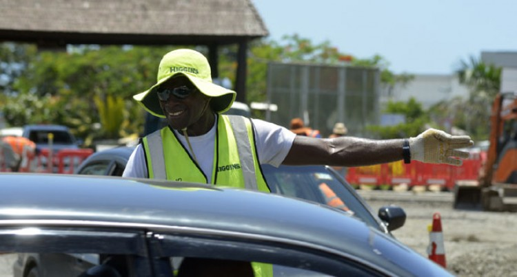 Road Marshall Turns Heads