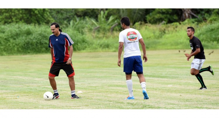 Busy 2015 For Suva: Singh