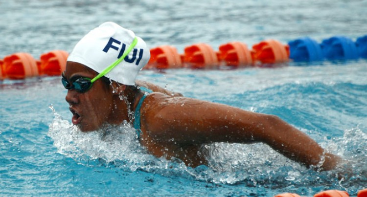 Nine Swimmers For Canberra Event