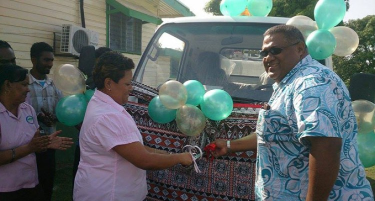 Garbage Truck For Tavua Town