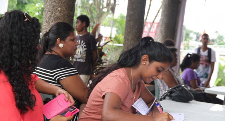 Students Queue Up For Loan Scheme