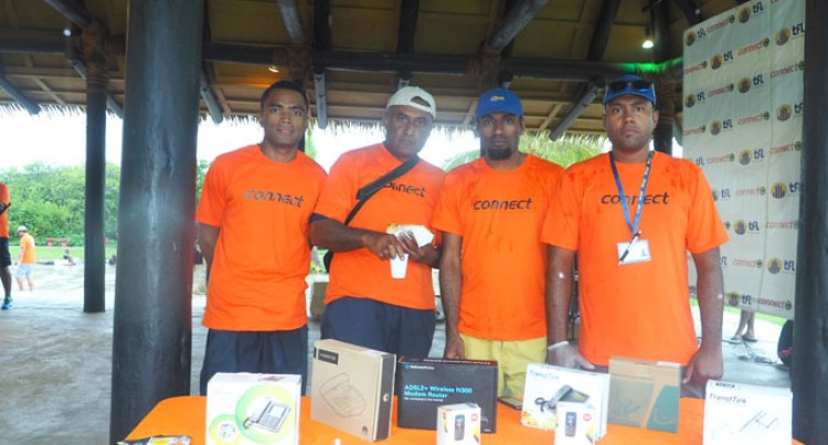 TFL Launches Connect  Wi-Fi At My Suva Park