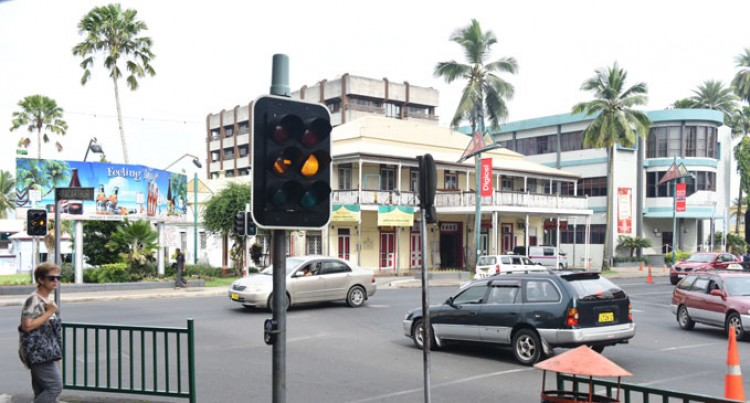 Central Power Outage Affects Traffic Light Operations