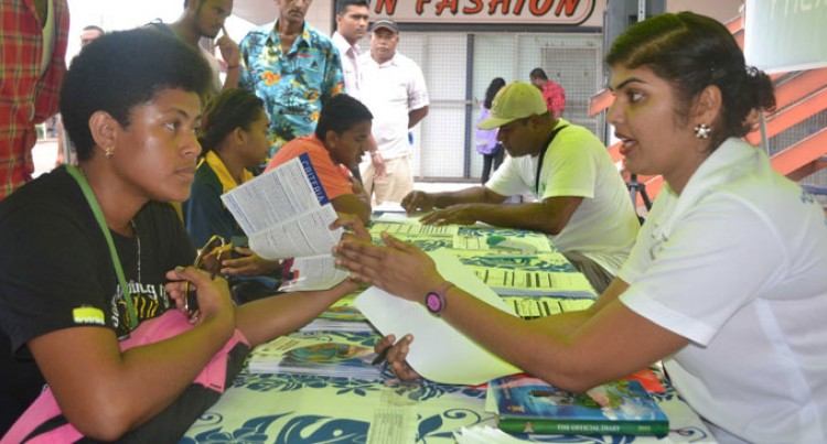 Scholarship Rush In Labasa
