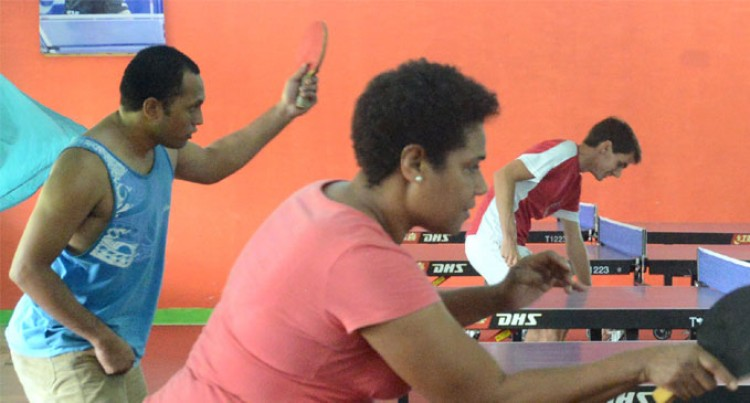 Table Tennis Reps Eyes PNG Trip