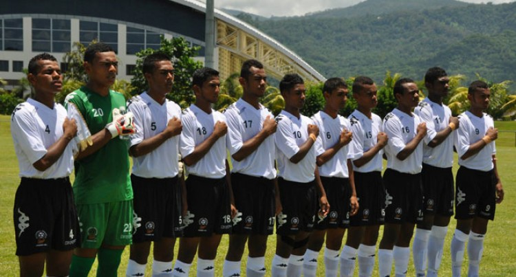 Fijians Secure First Win