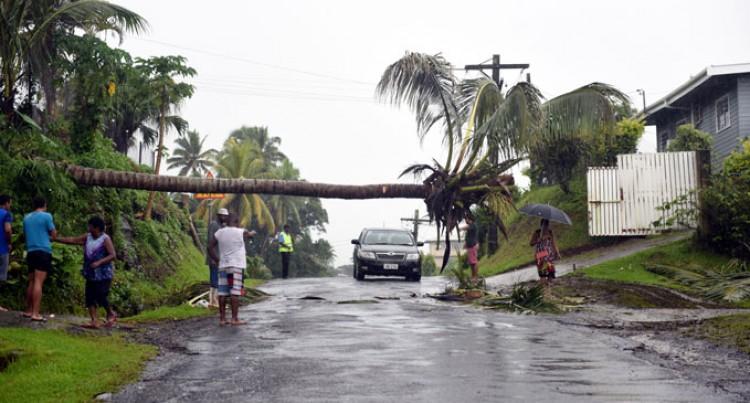 Fiji In The Clear, Says Weatherman