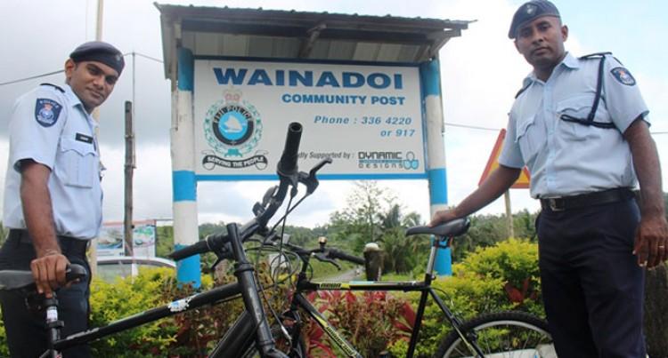 Help For Wainadoi Police
