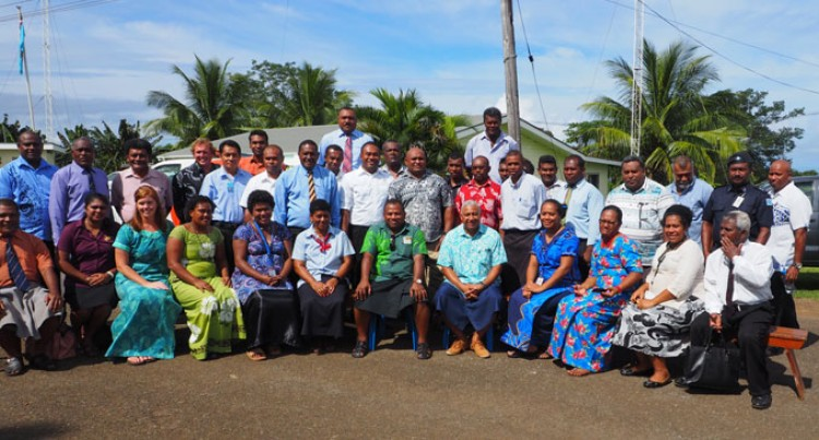 Taveuni Soil Fertility Down
