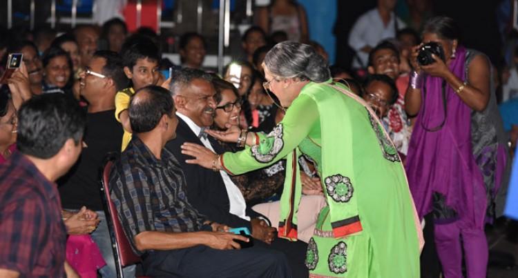 Indian Trio Rock Suva