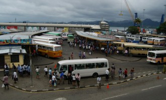 Bigger, Better Suva Bus Stand