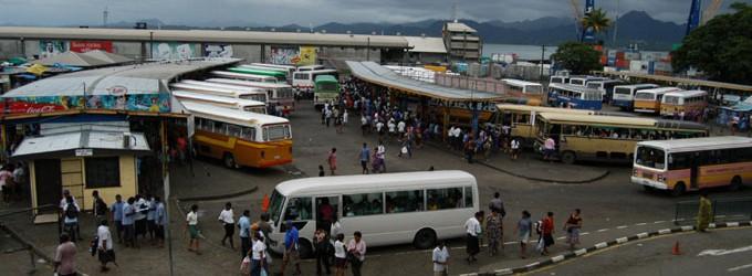 Bigger, Better Suva Bus Stand