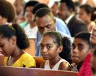Methodist Kids Urged To Excel