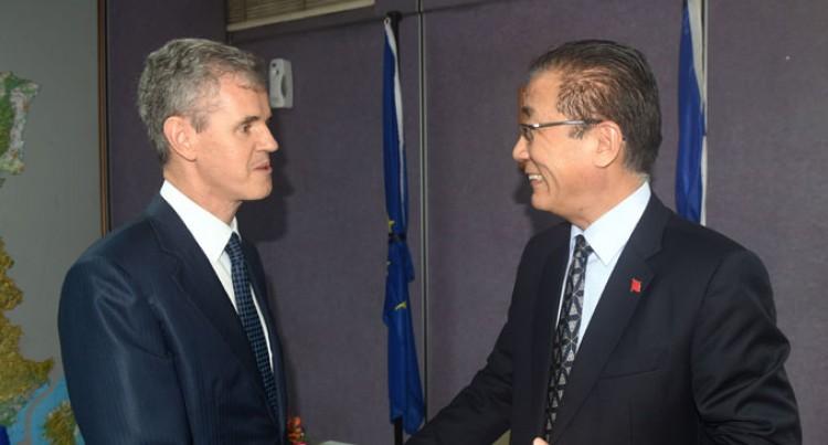 Fiji-China Bilateral Relations To Strengthen