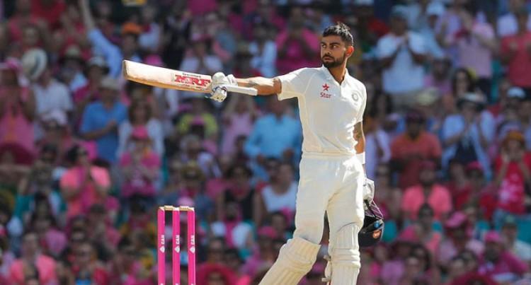 Australia v India: Virat Kohli And Lokesh  Rahul Bat Tourists Back