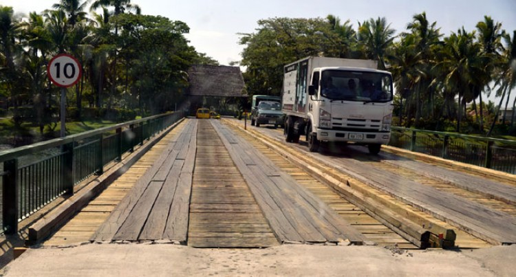 Bailey Bridge Over Denarau To Divert Traffic