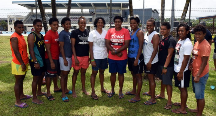 No Break For Fijiana