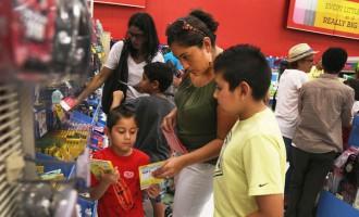 Organising Your School Shopping